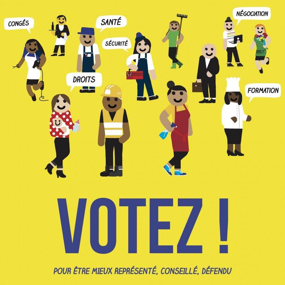 Elections professionnelles une abstention record casamape - Plafond salaire assistante maternelle ...