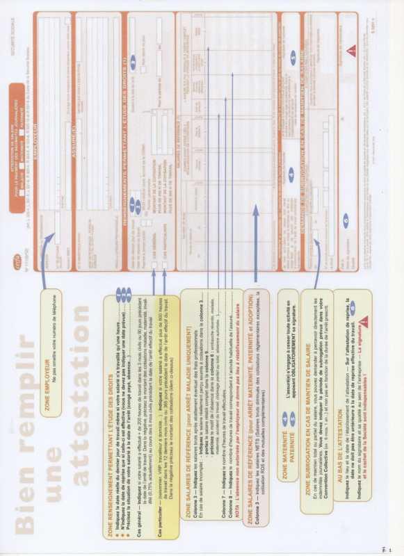 mod u00e8le certificat de travail nounou