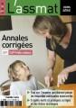 Annales du CAP Petite enfance (EP1) - édition 2015