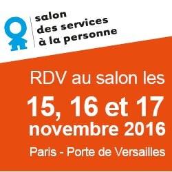 Le Salon des services à la personne, l'événement national du secteur.