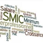 Revalorisation des salaires minimaux au premier janvier 2014