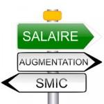 Revalorisation des salaires minimaux au premier janvier 2015