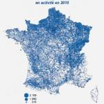 306 256 assistantes maternelles étaient en activité en 2010